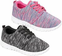 BOYS GIRLS KIDS CHILDREN SPORTS RUNNING SHOCK ABSORBING SHOES TRAINERS BOOT SIZE