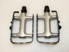 ~ Very Nice Shimano Deore DX PD-M650 Platform MTB Pedals ~