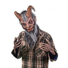 Bearded Flesh Devil Krampus Zagone Studios Adult  Halloween Costume