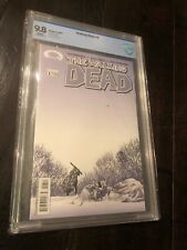 Walking Dead #8 CBCS 9.8 White Pages