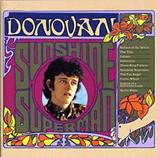 DONOVAN-SUNSHINE SUPERMAN-JAPAN MINI LP CD BONUS TRACK C94