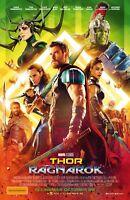 Thor Ragnarok movie poster (d) - Thor poster - 11 x 17 inches  - Chris Hemsworth