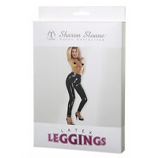 Sharon Sloane Latex Leggings Size M 12/ 14