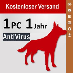 G Data AntiVirus 2021 Vollversion GDATA, 1 PC, 1 Jahr + 3 Monate Bonus