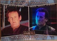 Complete Star Trek Deep Space Nine DS9 Alternate Realities Card - AR3 O'Brien