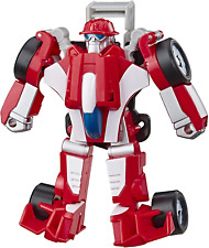Transformers Playskool Heroes Rescue Bots Academy Heatwave The Fire-Bot Converti