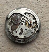 Movado 7544 Ne Fonctionne X Parts Vintage Montre Automatic Movement
