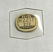 Nos Vintage Hamilton 1931 Cambridge Watch Glass Crystal
