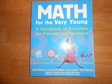 Math for the Very Young, Activities for Parents & Teachers 1995, Pre-K-2nd Grade
