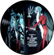 The NIGHTMARE BEFORE CHRISTMAS-EST - 2lp/Picture Vinyl-Elfman/Tim Burton