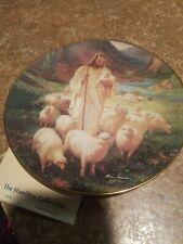 "The Hamilton Collection Presents ""The Good Shepherd� Warner Sallman*"