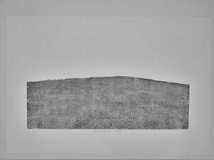 """Jacques Hnizdovsky """"Grass"""" Print"""
