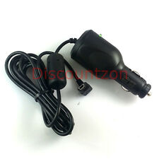 Original Garmin Nuvi GPS 2460LT 2475LT 2555LT 2577LT 260 car charger/Power cable