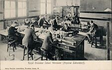 Worcester Royal Grammar School. Physical Laboratory by Photo Tourists Assoc.