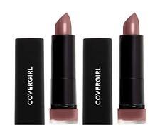 2-Pack COVERGIRL Exhibitionist Demi-Matte Lipstick 440 Trending 0.12 Oz