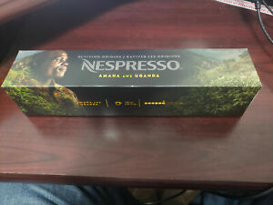 Nespresso Vertuoline Uganda Limited Edition Sold out 10 pods