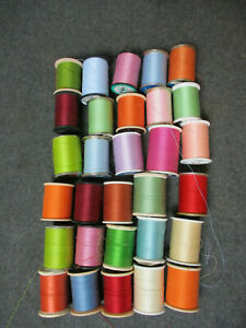 Sewing Thread - Lot of 30