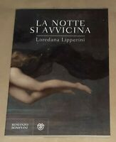 La notte si avvicina di Loredana Lipperini - Bompiani, 2020