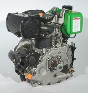 NEW 6.6HP GENQUIP Diesel Stationary Engine Electric Start