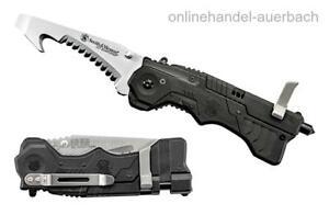 SMITH & WESSON 1st Response M.A.G.I.C  911N  Messer Klappmesser Rettungsmesser