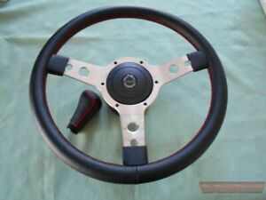 Steering Wheel, Boss & Gear Knob  Morris Minor Major, Austin Lancer, Wolseley