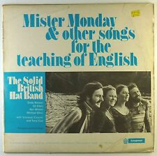 """12"""" LP-the solid British ha nastro-MISTER Monday & other canzoni-a2611h"""