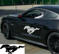 Compatible with Ford Mustang rear bed decals racing stickers shelby gt sport 5.0