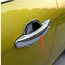 ABS Side Door Handles Cover Trim Decoration Fit for Ford Focus 3 2012-2014