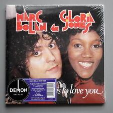 "Marc Bolan Gloria Jones T.Rex To Know You RSD 2013 Sealed Double 7"" Gatefold"