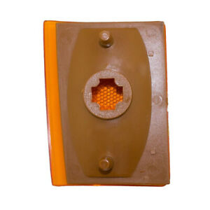 NEW PASSENGER LOWER SIDE MARKER LIGHT FITS CHEVROLET GMC C3500 K3500 GM2551105