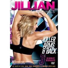 Jillian Michaels: Killer Arms & Back DVD R4