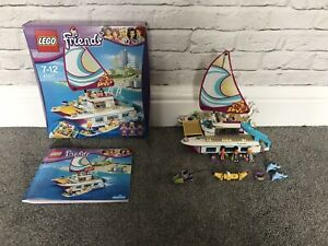Lego Friends Catamaran (41317)