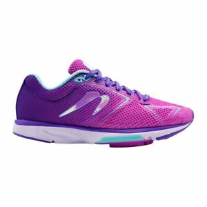 Newton Distance 9 Women's Running shoes Lilac/Teal US Women's Size 7.5