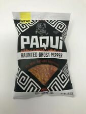 Paqui Haunted Ghost Pepper Chips Carolina Reaper