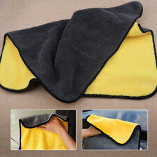 2 Multifunctional Cleaning Super Soft Towels Absorbent Microfiber Car Wash Cloth