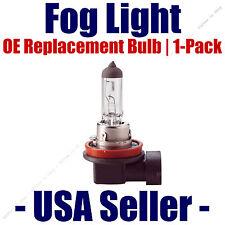 Fog Light Bulb 1-pack Fits - Listed Smart Vehicles - H1155
