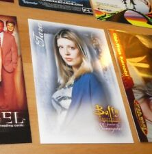 Buffy Women of Sunnydale WOS sd-2004 San Diego Comic Con Promo Card CARTE NM #01