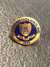 Des Lapel Tie Hat Pin Hooper Holmes Inc 1899 Do Ut