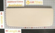 American Standard 4049 / F4049 Toilet Tank Lid Cover in FAWN BEIGE - FREE SHIP!
