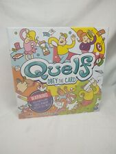 Quelf Obey The Cards Party Game Multiple Award Winning Board Game BRANDNEW!!!