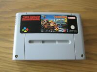 DONKEY KONG COUNTRY 3 - DIXIE KONG'S DOUBLE TROUBLE! SUPER NINTENDO / SNES GAME