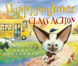 Skippyjon Jones, Class Action - Hardcover By Schachner, Judy - GOOD
