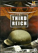 Third Reich:Rise & Fall. 2 DVD History Doco. New In Shrink!