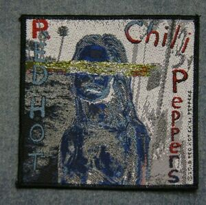 Red Hot chilli peppers by the way sew on patch retro Official merchandise rock