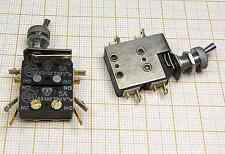 Lever switch 5A 250V  - OLD - to instrument MERATRONIK