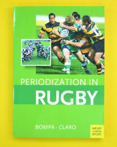 Periodization in Rugby - Bompa & Clara - Meyer&Meyer