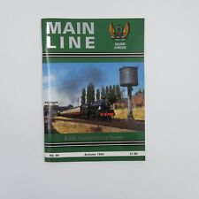 Main Line No. 86 Autumn 1994 - 25th Anniversary Great Central Railway Magazine