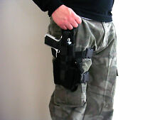NEW NATO® Delta VI Tactical Drop Leg Thigh Holster Gun Pistol Ultra Modular USA