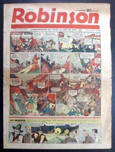 Robinson (avant-guerre) (1940) 218  (bon état)
