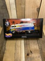 Vintage - Hot Wheels – Customized VW Drag Bus – 1999 – New in Box ~Surfer~